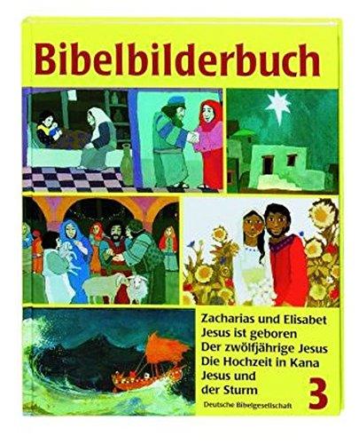 Was uns die Bibel erzählt: Bibelbilderbuch, 5 Bde., Bd.3, Zacharias und Elisabet
