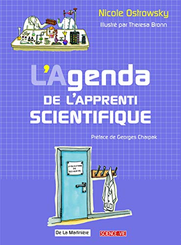 L'Agenda de l'apprenti scientifique. coédition Science & Vie