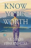 Best Personal Development Books - Know Your Worth: Stop Thinking, Start Doing Review
