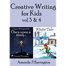 Creative Writing for Kids 3 & 4