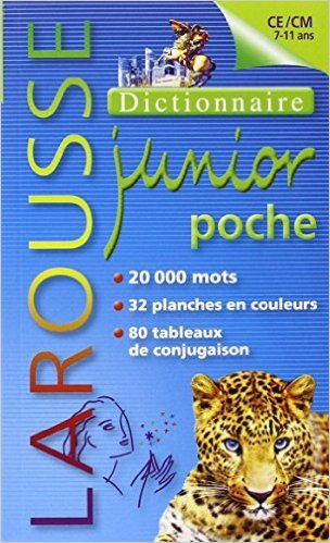 Larousse Junior Poche de Collectif ( 5 juin 2013 )...