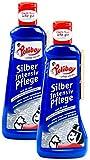 Poliboy Silber Intensiv Pflege mit Quellschwamm 2 x 200 ml
