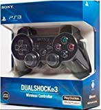 #6: Sony PS3 Wireless Controller Dualshock 3 by Gamezdragon,Black