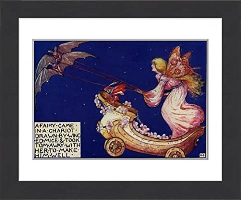Framed Print of From Tom Thumb by Katharine Cameron