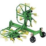 02216 Krone Dual-Rotary Swath Windrower