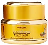 Patanjali Saundarya Swarn Kanti Fairness Cream, 50 GM