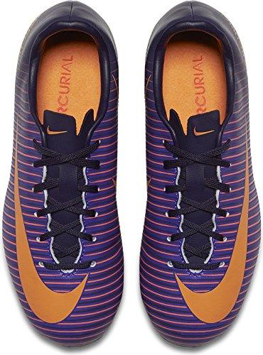 Nike 831945-585, Chaussures de Football Mixte Adulte Violet