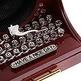 Best Typewriters - Tradico® New Typewriter Designed Music Box Mechanical Crafts Review