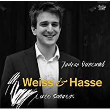 Weiss/Hasse: Lute Sonatas