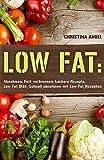 51GjzXznGxL. SL160  - Die Low Fat Diät