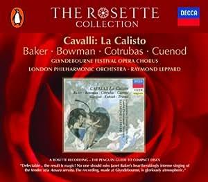 Cavalli:la Calisto [Import anglais]