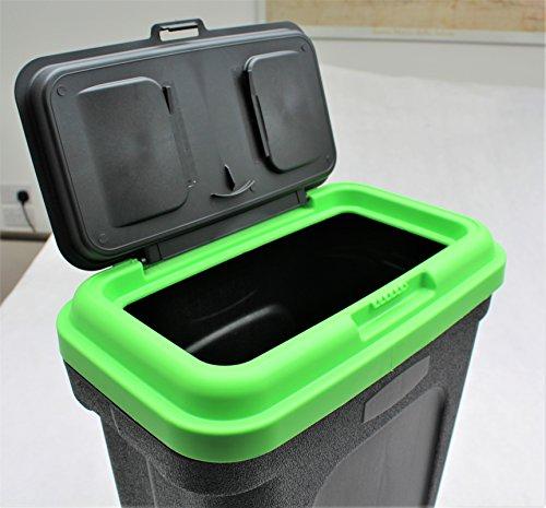 Contenedor para comida de mascotas, de MaxiPet, para perros y gatos, 16kg de comida seca, 23kg de semillas