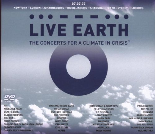 Live Earth: The Concerts for a Climate in Crisis (3 CD)
