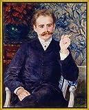 Berkin Arts Rahmen Auguste Pierre Renoir Giclée Leinwand