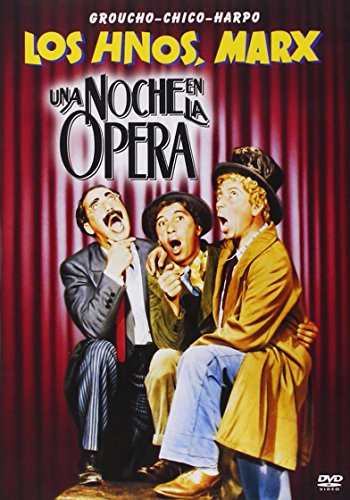 Una Noche En La Ópera (Import Dvd) (2004) Groucho Marx; Margaret Dumond; Kitty...