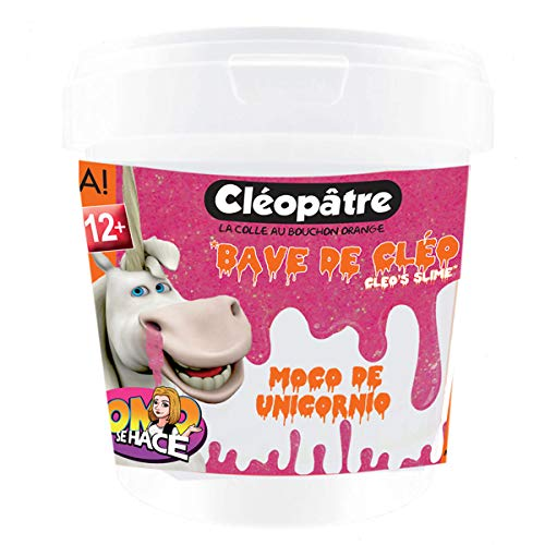 Cleopatre - KITBDCEL-ES - Kit Slime - Moco de Unicornio