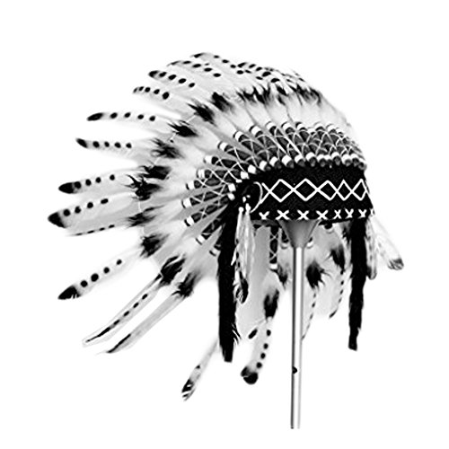 Indische Kopfschmuck Kostüm Mädchen - KARMABCN K07 - Indischer Kopfschmuck für