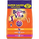 Cadbury Bournvita Chocolate Health Drink, 750 gm Refill Pack