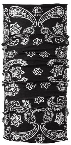 Buff Original Unisex Multifunktions-Tuch(Kopfbekleidung Schal Kopftuch Halstuch), Modell:cashmere black / Original -