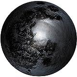 Lunartec Kabellose Mondphasen-Lampe mit Fernbedienung