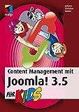 Content Management mit Joomla! 3.5 für Kids (mitp für Kids)