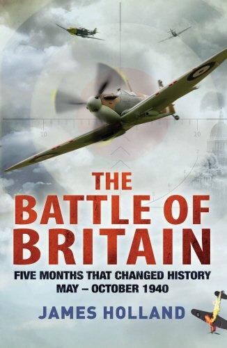 The Battle of Britain por James Holland
