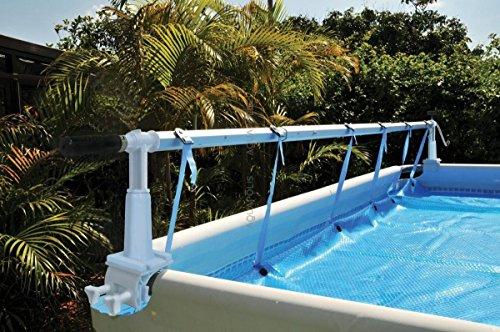 Kabeltrommel Deckung Solar für oberirdische Pools. Solaris II