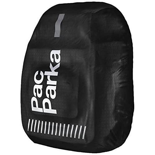 PacParka – Backpack Raincover – Colour INK (Black)