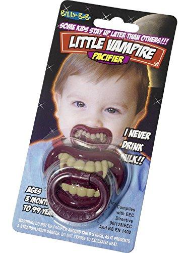 Vampirschnuller Dracula Zähne Schnuller (Baby Wolf Kostüme)
