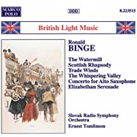 Binge: The Watermill / Scottish Rhapsody