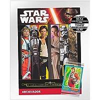Topps - Pack de inicio viaje hacia Star Wars: el despertar de la Fuerza (012004)