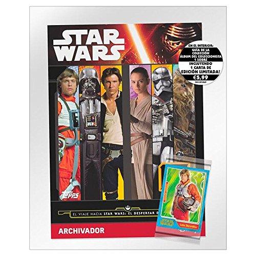 France Cartes - A1505529 - Kit Starter - Star Wars