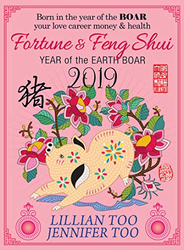 Fortune & Feng Shui 2019 BOAR (English Edition)