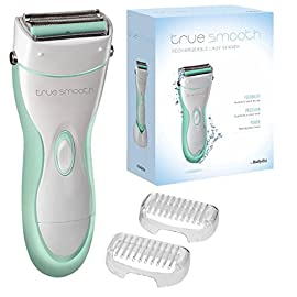 BaByliss 8770BU True Smooth Rechargeable Ladies Shaver - 51Gk9QX3lhL - BaByliss 8770BU True Smooth Rechargeable Ladies Shaver