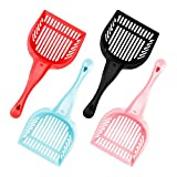 Bild: Cat Litter Scoops with Reinforced Comfort Handles by Weebo Pets by Weebo Pets