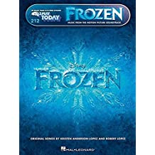 Frozen: music from the motion picture soundtrack piano ou clavier (Ez Play Today)