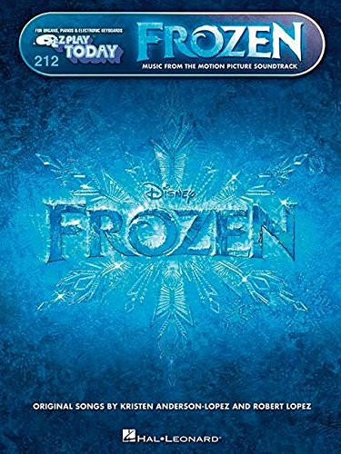 Frozen: Music from the Motion Picture Soundtrack (Ez Play Today)