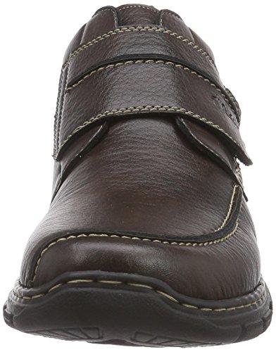 Rieker - 19992, Stivali da uomo Marrone (Kakao)