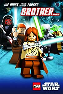 Lego Star Wars Brother Greeting Card