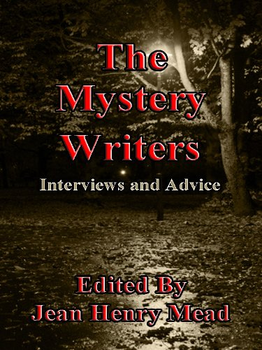 Medallion-block (The Mystery Writers (Interviews and Advice) (English Edition))