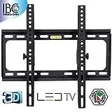 TV LED Wandhalterung neigbar Fernseher Halterung 66-140cm 26 - 55 Zoll max 50kg Evermounts EMP-T400 VESA kompatibel von 75x75 bis 400x400