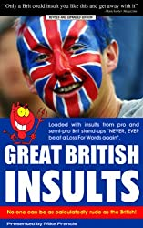 Great British Insults