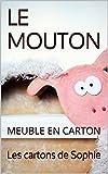 LE MOUTON: MEUBLE EN CARTON (French Edition)