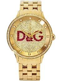 D&G Dolce&Gabbana Unisex-Armbanduhr DW0377