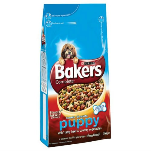 bakers-complete-dry-puppy-food-beef-5kg