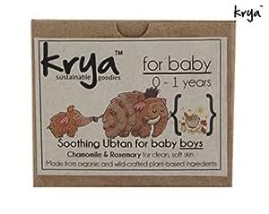 Krya Ubtan Paraben-free Ayurvedic Body Wash Powder for Baby -200 g