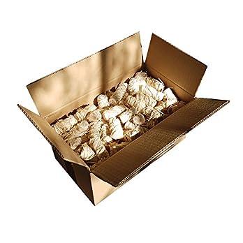 5 Kg 370 400 Stck Kaminanznder Aus Holzwolle Und Wachs Grillanznder Holzanznder Ofenanzuender Holzwolle Pizzaofen Holz
