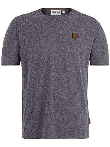 Naketano Herren T-Shirt Italienischer Hengst T-Shirt