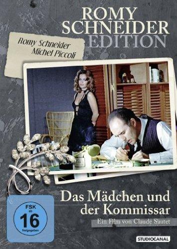 Bild von Das Mädchen und der Kommissar (Romy Schneider Edition)