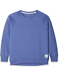 Reebok The Quilted Crew Sweatshirt, Women, Women, El Quilted Crew